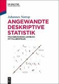 Angewandte Deskriptive Statistik (eBook, ePUB)