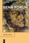 Benn Forum. Band 3 - 2012/2013 (eBook, PDF)