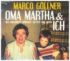 Oma Martha & ich, 3 Audio-CDs