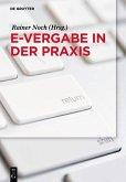 e-Vergabe in der Praxis (eBook, ePUB)