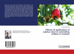 Effects of application of sulphur dust in contr...