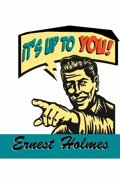 It's Up to You - Holmes, Ernest