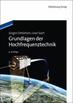 Grundlagen der Hochfrequenztechnik (eBook, PDF) - Siart, Uwe; Detlefsen, Jürgen