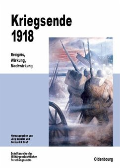 Kriegsende 1918 (eBook, PDF)