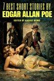 7 best short stories by Edgar Allan Poe (eBook, ePUB)