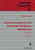 Informationssysteme und Künstliche Intelligenz: Modellierung (eBook, PDF)
