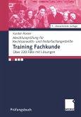 Training Fachkunde (eBook, PDF)