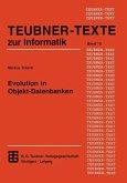 Evolution in Objekt-Datenbanken (eBook, PDF)