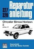 Chrysler Simca Horizon (Mängelexemplar)
