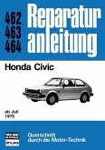 Honda Civic ab Juli 1979; . (Mängelexemplar)