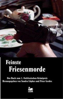 Feinste Friesenmorde (Mängelexemplar)