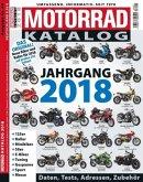 Motorrad-Katalog 2018 (Mängelexemplar)