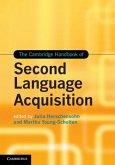 Cambridge Handbook of Second Language Acquisition (eBook, PDF)