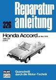 Honda Accord ab Mai 1976 (Mängelexemplar)