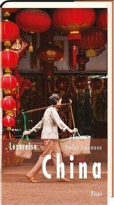 Lesereise China (Mängelexemplar) - Schomann, Stefan
