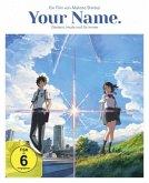 Your Name. - Gestern, heute und für immer (Limited Collector's White Edition, 2 Discs)