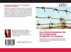 Los Determinantes de la Inmigración Irregular en España