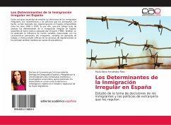 Los Determinantes de la Inmigración Irregular en España - Fernández Páez, Paula Elena