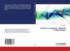 Russian Language ubiquity in Azerbaijan