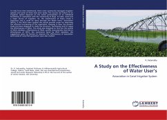 A Study on the Effectiveness of Water User's