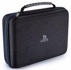 Controller Case, Tasche/Koffer zur Aufbewahrung von 2 PS4-Controllern, schwarz