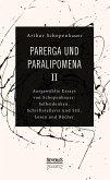 Parerga und Paralipomena II