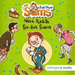 Neue Punkte für das Sams / Das Sams Bd.3 (MP3-Download) - Maar, Paul