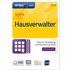 WISO Hausverwalter 2019 Professional (Download für Windows)