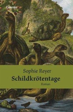 Schildkrötentage (Mängelexemplar) - Reyer, Sophie