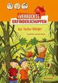 Der Turbo-Dünger / Der verrückte Erfinderschuppen Bd.4 (eBook, ePUB)