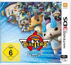 YO-KAI Watch Blasters: Weiße-Hunde-Brigade (3DS)