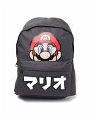 Nintendo Rucksack Super Mario Japan Text