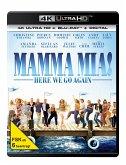 Mamma Mia! Here We Go Again (4K Ultra HD + Blu-ray)