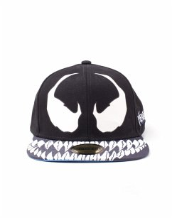 Spiderman Snapback Cap Venom
