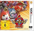 YO-KAI Watch Blasters: Rote-Katzen-Kommando (3DS)