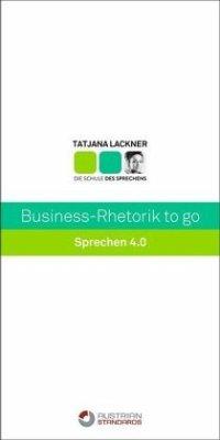 Business-Rhetorik to go