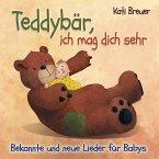Teddybär,Ich Mag Dich Sehr