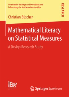 Mathematical Literacy on Statistical Measures