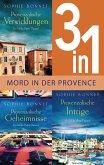 Drei Fälle für Pierre Durand: Provenzalische Verwicklungen / Provenzalische Geheimnisse / Provenzalische Intrige (3in1-Bundle) (eBook, ePUB)