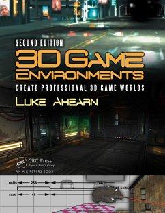 3D Game Environments (eBook, PDF) - Ahearn, Luke