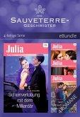 Die Sauveterre-Geschwister - 4-teilige Serie (eBook, ePUB)