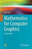 Mathematics for Computer Graphics (eBook, PDF)