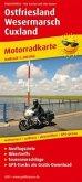 PublicPress Motorradkarte Ostfriesland - Wesermarsch - Cuxland