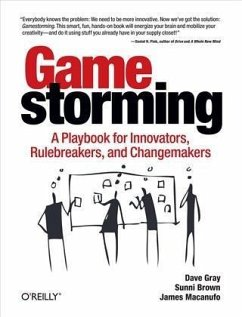 Gamestorming (eBook, PDF) - Gray, Dave