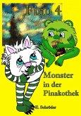 Fino 4 - Monster in der Pinakothek (eBook, ePUB)