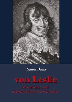 Von Leslie - Bunz, Rainer