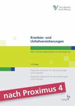 Kranken- und Unfallversicherungen - Dicke, Volker; Härle, Ilona; Saidole, Kurt; Ter Schmitten, Jörg; Sommerreißer, Martin; Lullies, Dirk