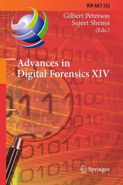 Advances in Digital Forensics XIV