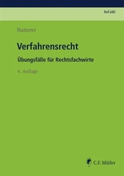 Verfahrensrecht - Natterer, Edith