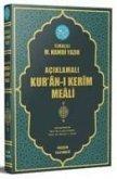 Aciklamali Kuran-i Kerim Meali